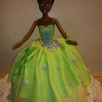 Tiana, Princess & The Frog   *Tiana, Princess & The Frog