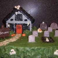 Halloween Graveyard Cemetery Haunted Ghost Halloween - Graveyard - Cemetery - Haunted - Ghost