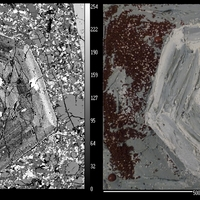 Clinopyroxene Thin Section Cake So this is my wife's forgotten account. I just wanted to show off a cake I made for my college petrology class. To the left is what we...