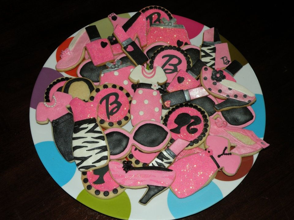 Barbie Cookies   *Barbie Cookies