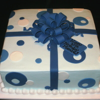 Package Cake