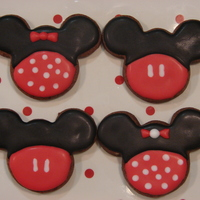 "Mickey And Minnie Mouse For Letter Mm At School   Mickey and Minnie Mouse for letter ""Mm"" at school."