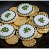 Shamrock Coins Thanks to LilaLoa for the idea!