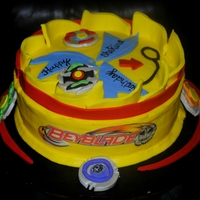 Beyblade Birthday