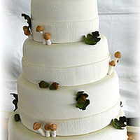 Whimsical Nature Cake