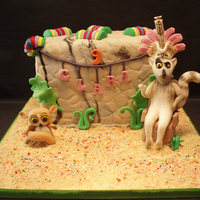 Madagascar 3   Let's party !! All edible