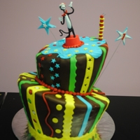 Dr Suess For a 1st birthday