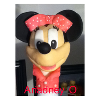 Minnie Mouse( Face)