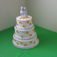 First Wedding Cake