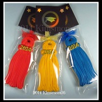 Graduation Tassel Cookies Decided to update my original tassel design a bit. NFSC with RI.