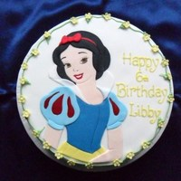 Another Disney Princess I made this for a little girl whose 2 previous birthday cakes, I've made, have been Disney Princess'. She's already had...