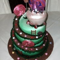 Sweet 16 Cake   custom and specialty cakes sweet 16