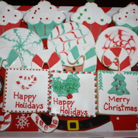 Christmas Cookies nfsc w/antonia74 royal icing
