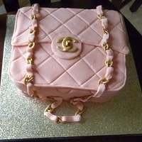 Pink Chanel Bag Pink Chanel Bag for a Sweet 16.