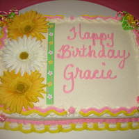 Grace Totally inspired by cakery...I made this for my daughter's birthday party.