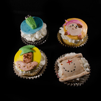Pirate Themed Cuppies Pirate Themed Cuppies