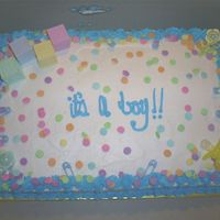 Baby_Shower.jpg   This cake was for a baby shower hosted by one of my co-workers.