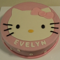Hello Kitty MMF fondant