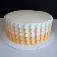 Pulled Petal Effect Cake