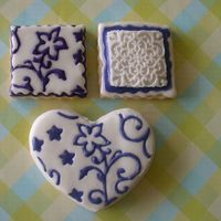 Cookies sugar cookies with royal icing and mmf