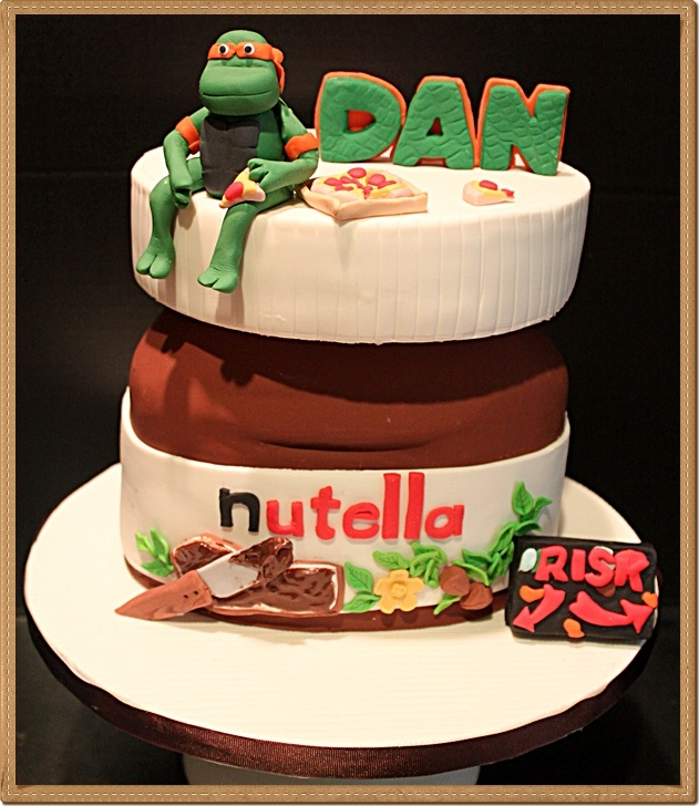 Nutella Turtle