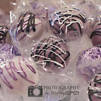 Cake Pops Done For A Benefit