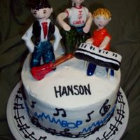Hanson Made for my cousin who adores the band Hanson