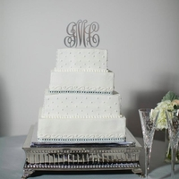 Elegant Cake All buttercream