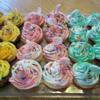 Lollipop Cup Cakes Lollipop Cup Cakes