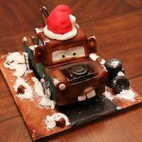 Holiday Mater Cake Before I explain the cake. I want to tell you the story behind this cake. A 2year old little boy was recently diagnosed with B-Cell Acute...
