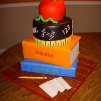 Education Cake Contest