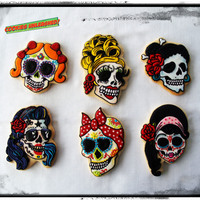 Day Of Death Cookies Day of Death