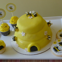 Bumble Bee Baby Shower Bumble Bee Baby shower.