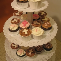 Christening Cuppies