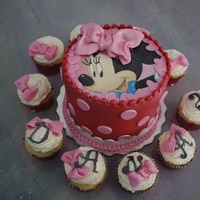 Minniecupcakesgirl Minnie,cupcakes,girl
