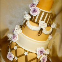 Yellow And Gold Wedding