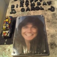 Birthday Cake For My Best Friends 50Th Birthday She Wasis Obsessed With David Cassidy Unfortunately Because Of The Snow Storm Here I Was birthday cake for my best friends 50th birthday. she was/is obsessed with david cassidy. unfortunately because of the snow storm here i was...
