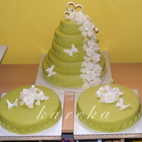 Wedding Honey Cake