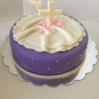 Christening Or First Communion Cake   Christening or First Communion cake
