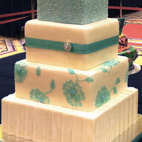 This Was A Dummy Cake I Created For A Competition At The Start Of 2013 Sorry Its Not A Great Photo The Lighting In The Hall Was Weird So This was a dummy cake I created for a competition at the start of 2013. Sorry it's not a great photo; the lighting in the hall was...