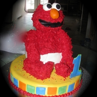 3D Elmo MMF and BC Dream