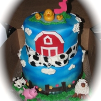 Farm Birthday MMF