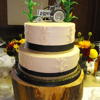 Fall/country Style Wedding Cake!!!