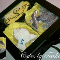 Toya Wedding Box Cookies *