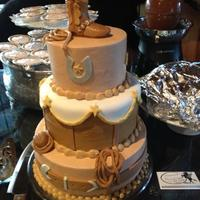 Patterson Wedding Grooms Cake *