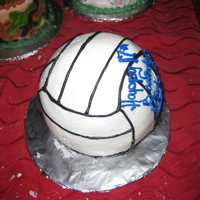 Volleyball Birthday Ball Pan by Wilton