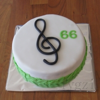 With Treble Clef