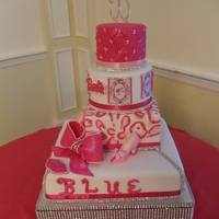 Barbie Sweet16 Party