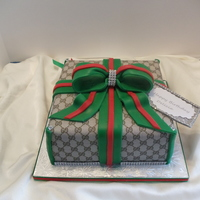 Bling Gucci Gift Box