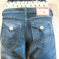 My First True Religion Jeans